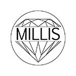 millis logo
